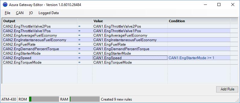 Gateway Editor